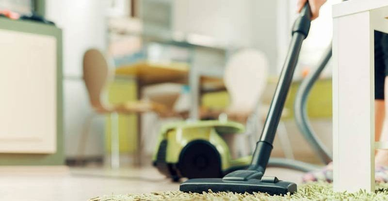 all types of vacuum cleaners