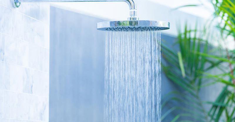 best shower head for low water pressure