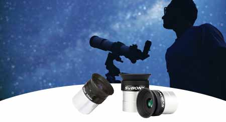 Differences of Telescope 10mm and Telescope 20mm
